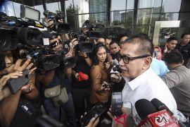 Deddy Mizwar beri keterangan ke KPK soal proyek Meikarta