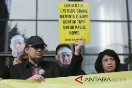 WP KPK kembali tuntut pengungkapan kasus Novel