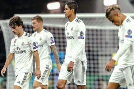 Madrid dipermalukan di kandang oleh CSKA