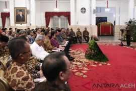 Presiden Jokowi tiba di Aceh lakukan kunjungan kerja