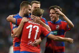 Plzen kalahkan Roma rebut tiket Liga Europa