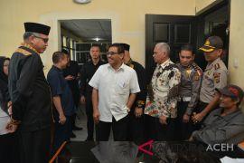 Gubernur tinjau Kantor Samsat Aceh Tengah
