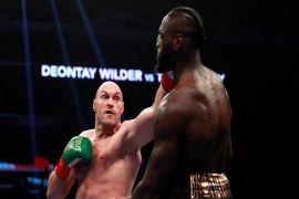 Wilder pertahankan gelas kelas berat WBC