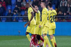 Villarreal jejaki 16 besar Piala Raja