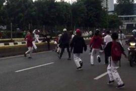 Pelajar tewas dalam tawuran pelajar di Jakarta