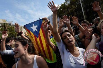 Spanyol tolak seruan mediasi soal krisis Catalunya