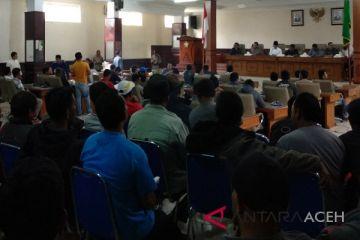 supir Aceh Tengah tuntut pemanfaatan galian-C