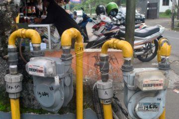 Melihat jaringan gas di Lhokseumawe