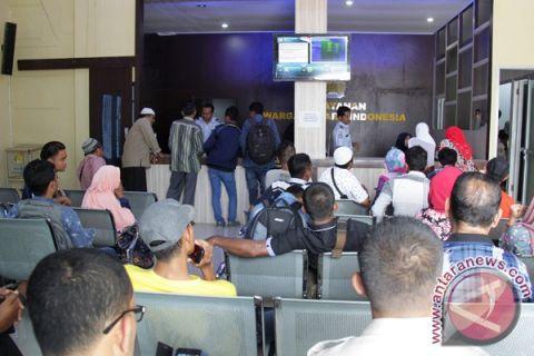 Kemenag Aceh terima 1.084 paspor calon haji