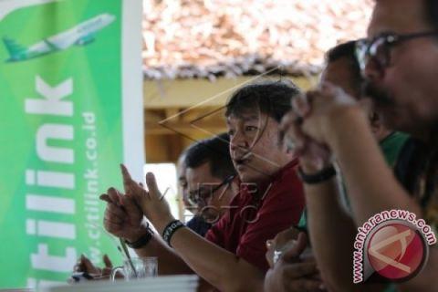 Citilink sisihkan Rp5.000 untuk kegiatan sosial