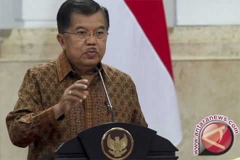 Wapres jusuf Kalla singgung Perda Syariah
