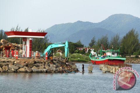 Nelayan ngeluh pelabuhan Lampulo dangkal