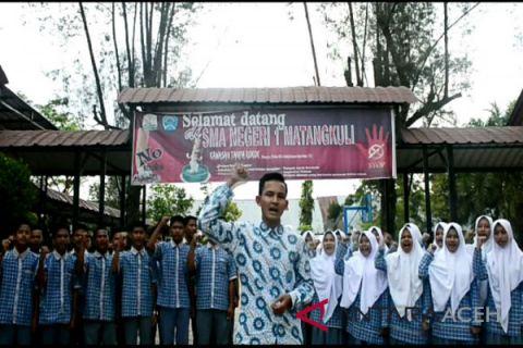 Polres Aceh Utara galang dukungan masyarakat antihoax