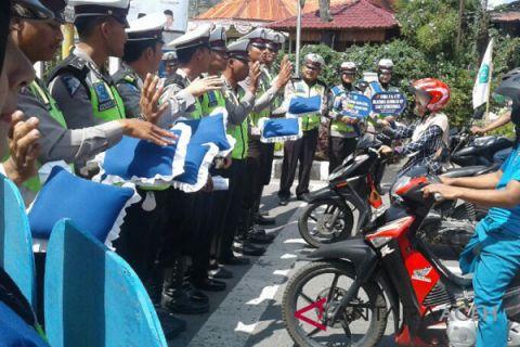 Polisi berseni