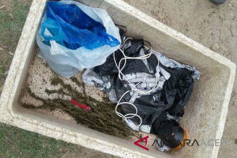 Polisi Singkil tangkap 4 pelaku narkoba