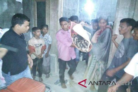 Remaja tewas dalam kecelakaan tunggal di Aceh