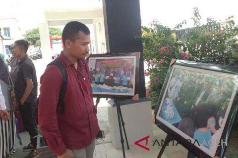 Fotografer Riau lelang foto untuk korban gempa Palu