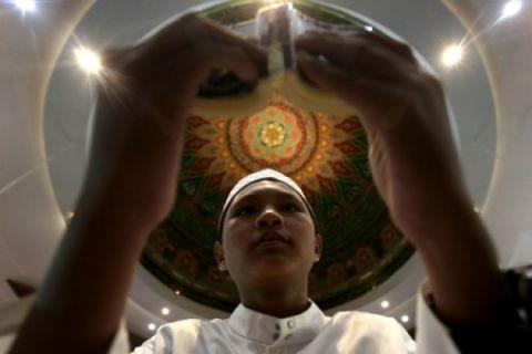 Ibadah bulan Ramadhan