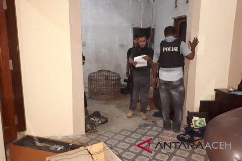 Polisi di Aceh kontak tembak saat buru DPO