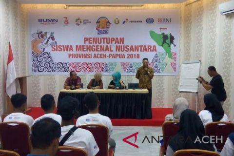 BUMN Hadir - peserta SMN diminta ikut berbagi pengalaman