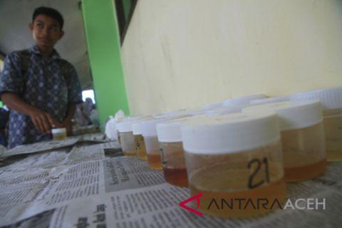 BNN tes urine pelajar