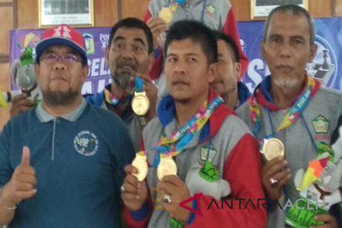 Aceh tengah raih empat emas catur PORA XIII 2018