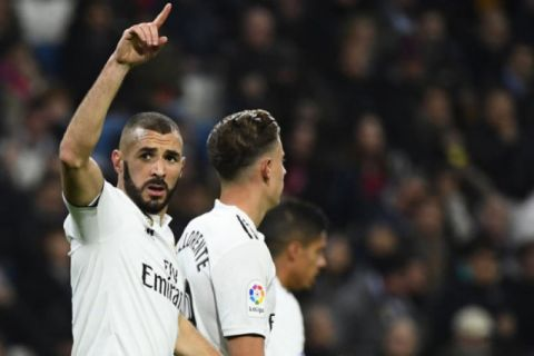 Madrid atasi Vallecano berkat gol tunggal Benzema
