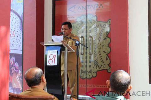 Wali Kota Banda Aceh buka Pameran Foto LKBN Antara