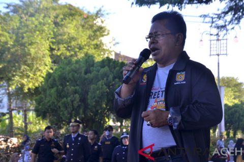 Aminullah: tidak ada perayaan pergantian tahun masehi di Aceh