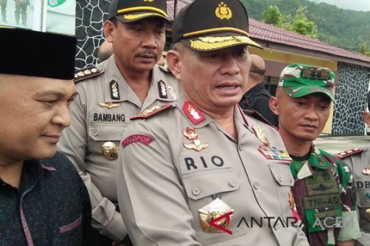 Kapolda Aceh pastikan TNI/Polri netral