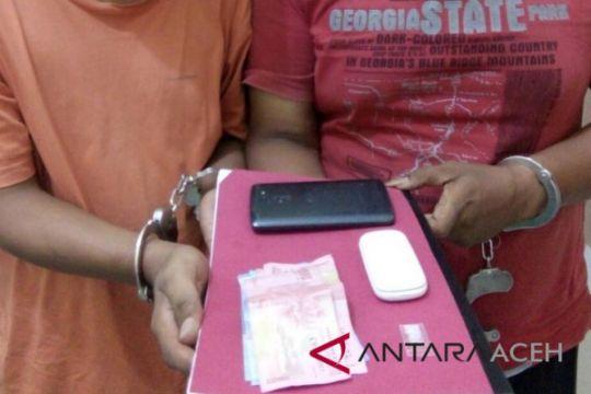 Polisi temukan paket sabu-sabu di kotak rokok