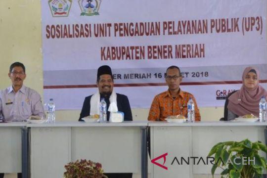 GeRAK Aceh sosialisasi UP3 di Bener Meriah