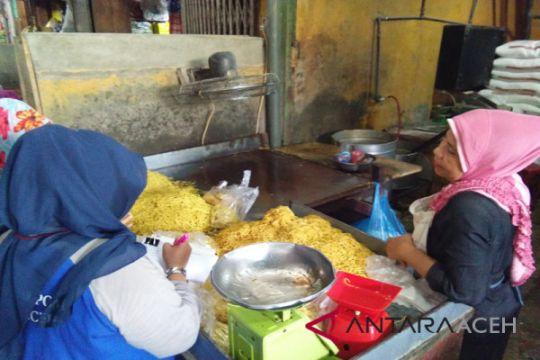 Mie dan bakso di Lhokseumawe bebas bahan berbahaya