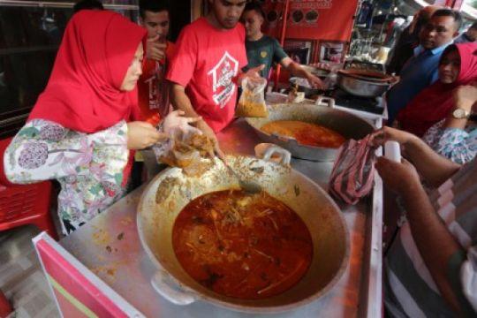 Masakan tradisional menu berbuka