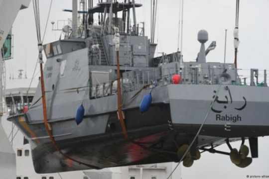 Jerman hentikan ekspor senjata ke Arab Saudi