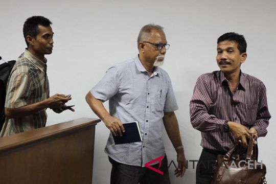 Jaksa marahi saksi kasus korupsi pengadaan ternak