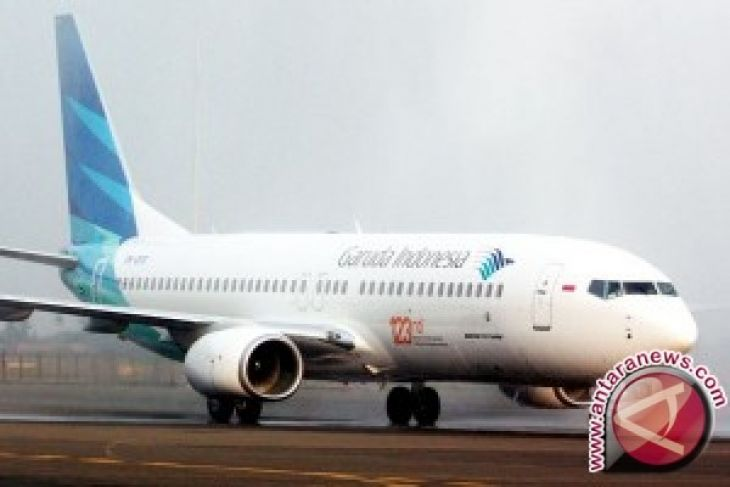 Garuda kurangi frekuensi penerbangan di Aceh