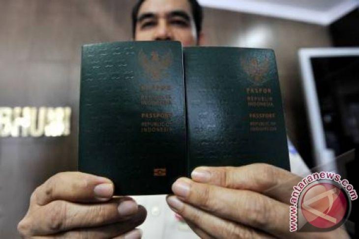 Imigrasi Sabang terbitkan 289 paspor triwulan-I