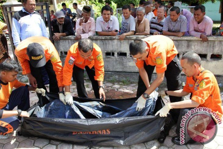 Penemuan Jasad Korban Tsunami