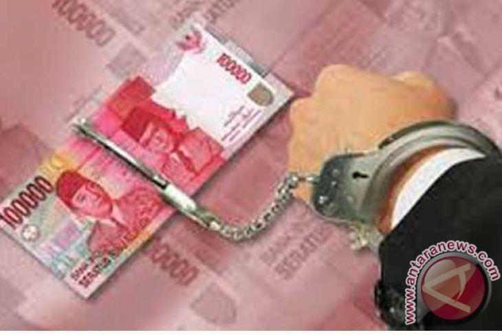 Buronan korupsi ditangkap di kantor polisi