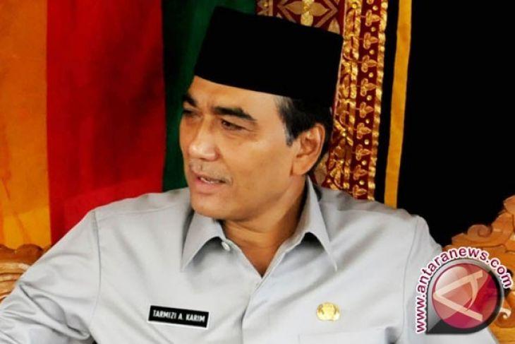 Tarmizi A Karim Siap Mundur Untuk Pilkada Aceh