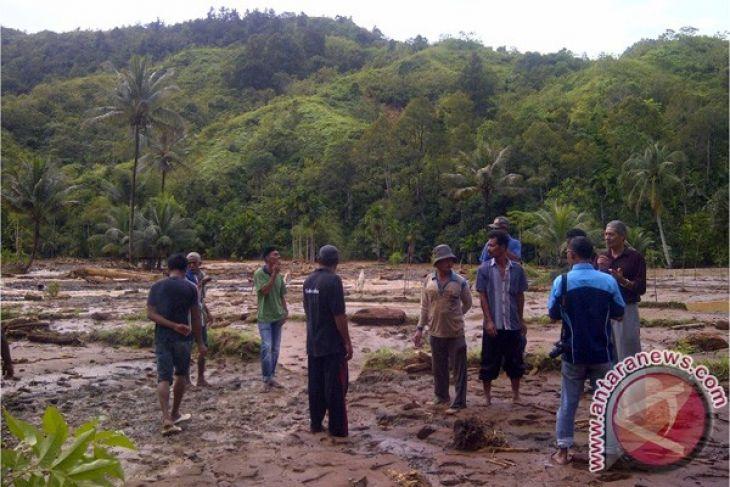 Banjir rusak 35 hektare sawah di Aceh Barat