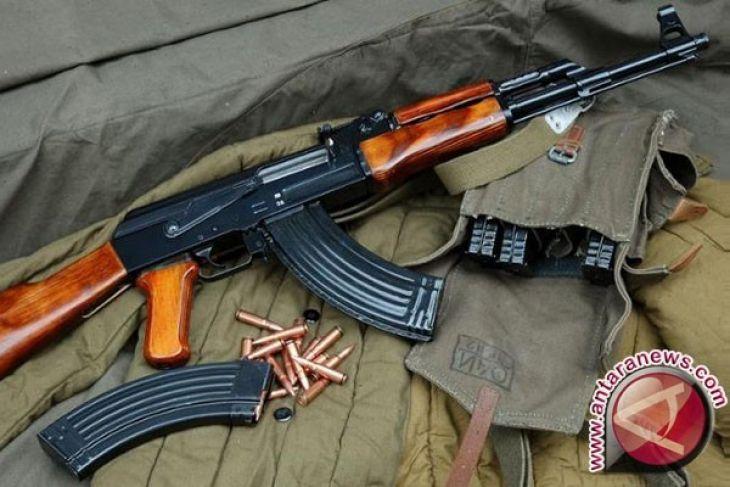 Polisi temukan dua pucuk senpi sisa konflik Aceh
