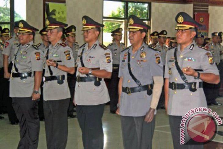 Kapolda Aceh pimpin sertijab dua Kapolres