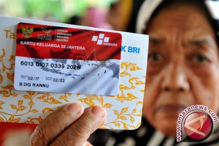 6.421 keluarga terima bantuan pangan nontunai