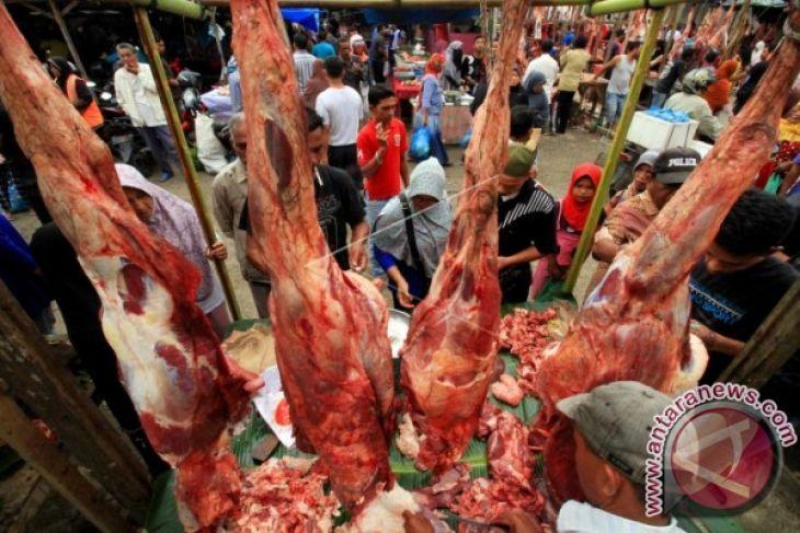 Harga daging di Lhokseumawe Rp 170 ribu/kg
