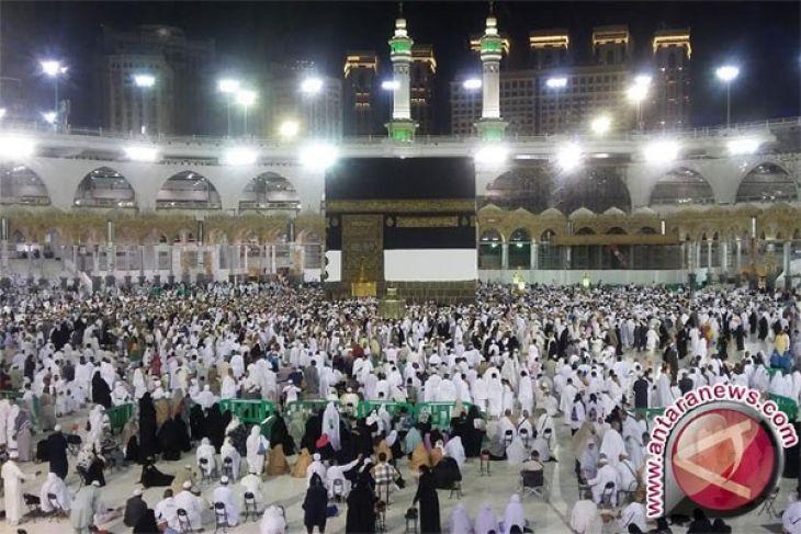 Tiga jamaah haji Aceh masih di Arab Saudi