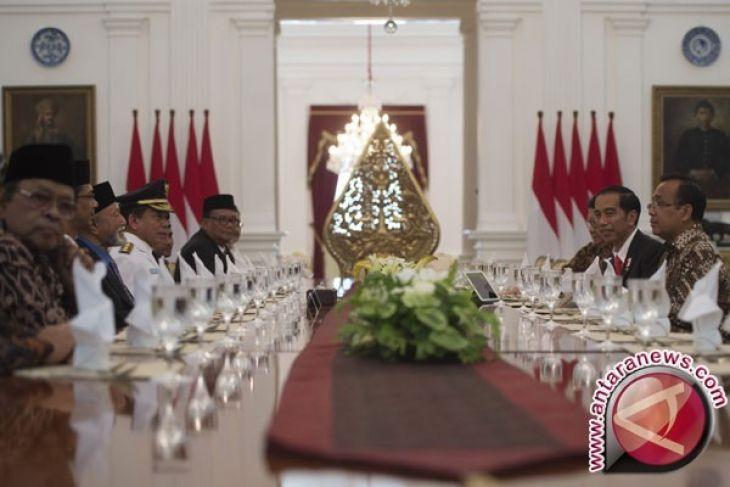 Presiden Jokowi minta Gubernur Aceh kurangi pengangguran