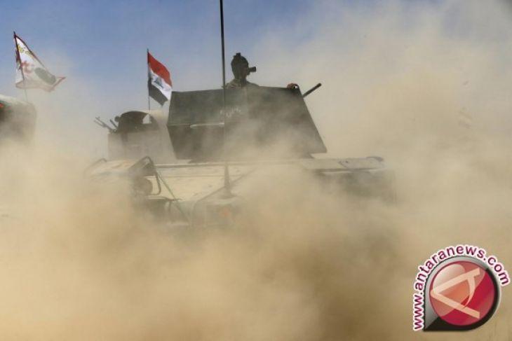 Pasukan Irak rebut pangkalan udara dari ISIS