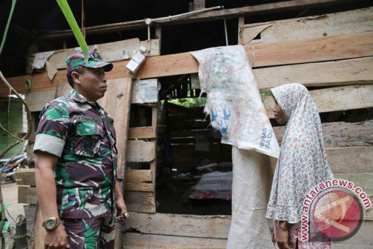 Cerita janda miskin dan rumah impian TMMD Kodim Aceh Utara